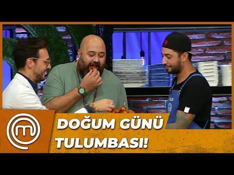 UĞUR'A DOĞUM GÜNÜ SÜRPRİZİ | MasterChef Türkiye 68. Bölüm