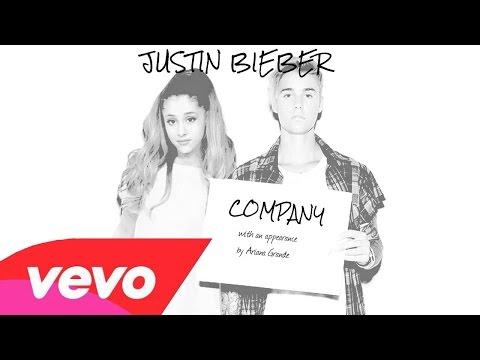 Justin Bieber - Company ft. Ariana Grande...