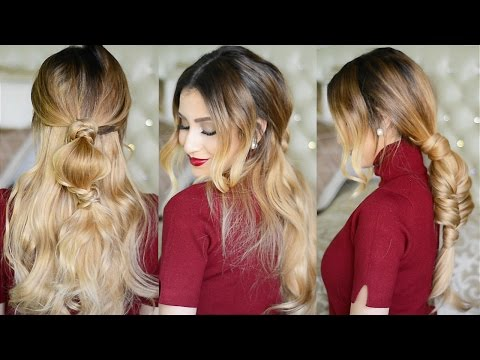 15 Romantic Heatless Hairstyles