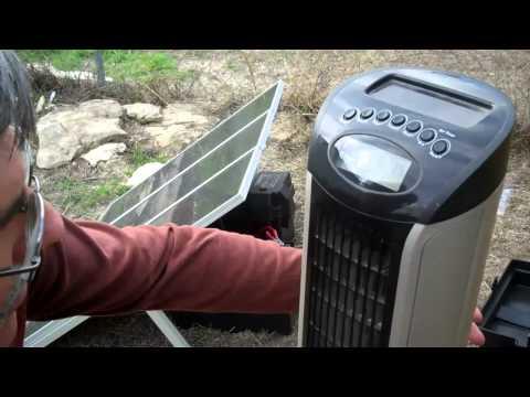 45 Watt Harbor Freight Solar Kit - Let's See What Will Run P