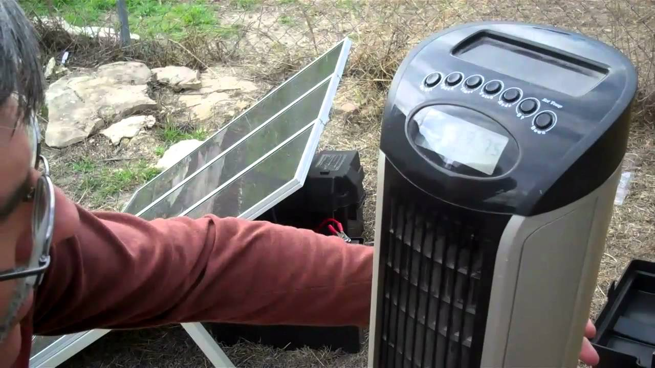 45 Watt Harbor Freight Solar Kit - Let's See What Will Run P