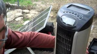 45 Watt Harbor Freight Solar Kit - Let