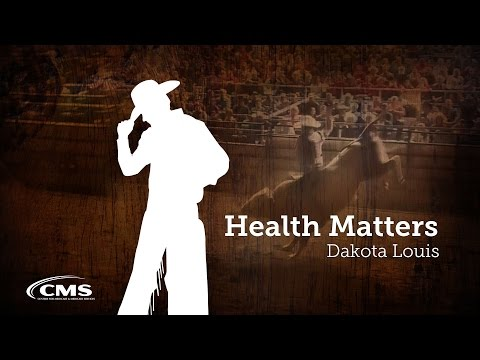 Health Matters To Bull Rider Dakota Louis: Coverage For American Indians & Alaska Natives