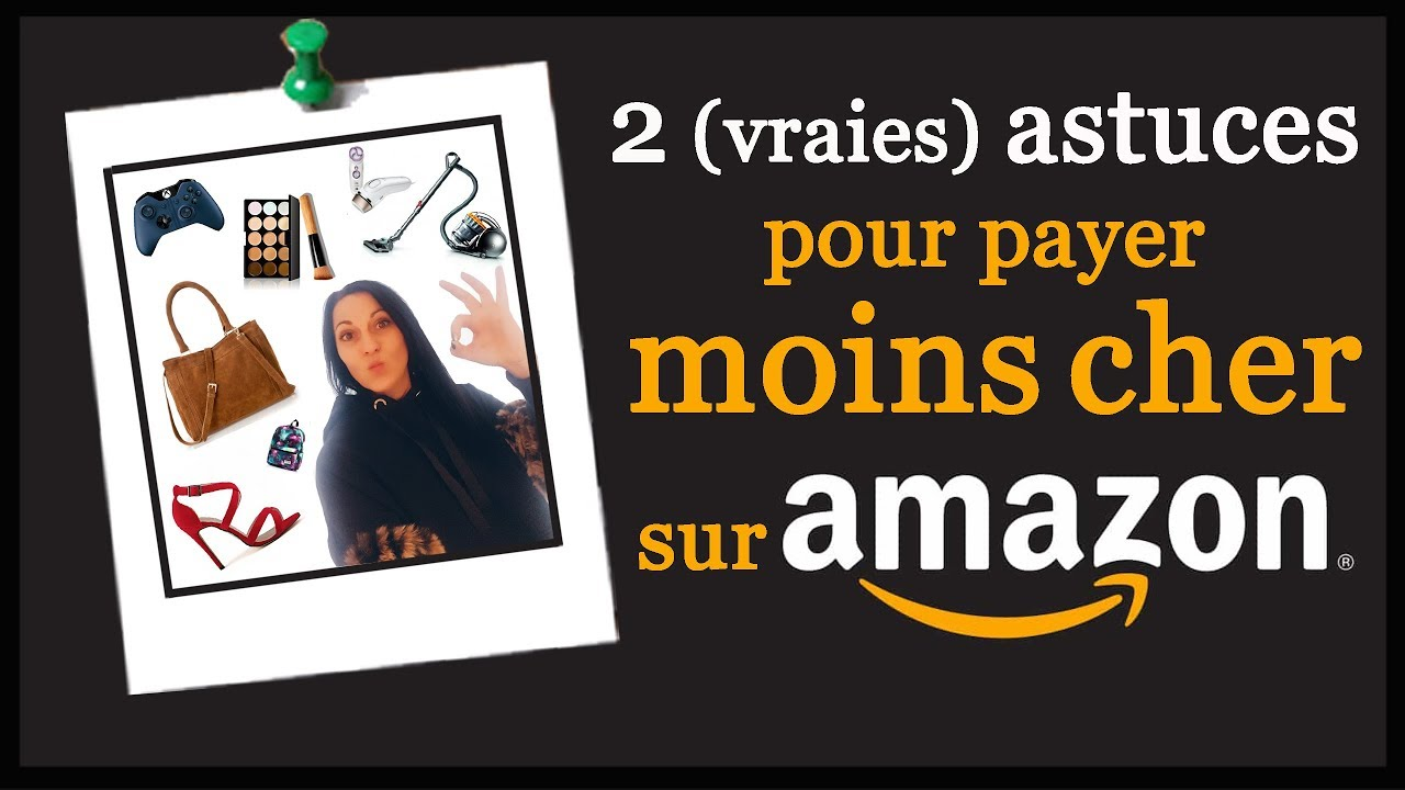 amazon 2 vraies astuces pour payer moins cher youtube. Black Bedroom Furniture Sets. Home Design Ideas