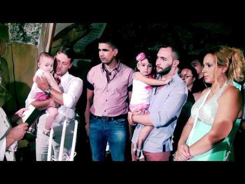 Βάπτιση - Ελένης & Μαρίνας 19-7-2014