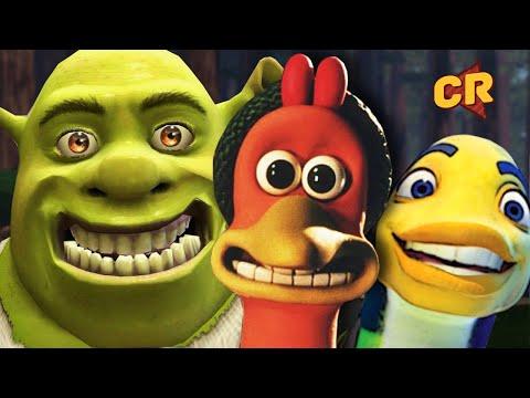 Секреты лучших хитов DreamWorks! [Мульто-Мыло]