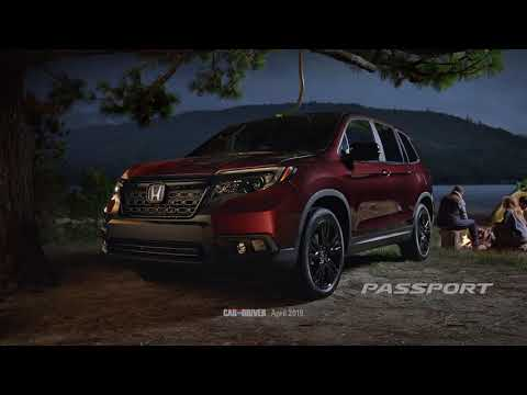 Honda Passport: Just About Anything :15