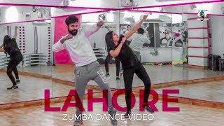 Lahore - Guru Randhawa | Zumba Dance Videos 2018 | Samar Singh | Zumba on Punjabi Songs