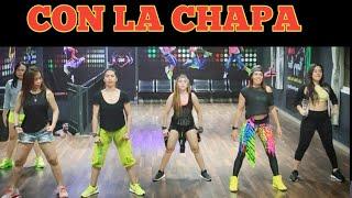 Download lagu CON LA CHAPA BY DJ SCUFF /ZUMBA BINTANG FITNESS, SANGATTA