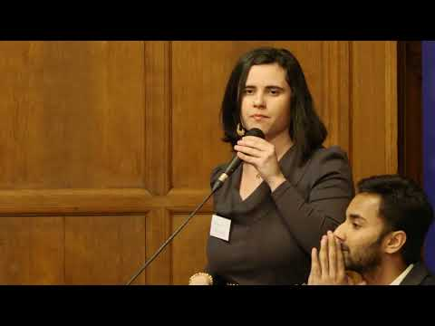 "Weidenfeld-Hoffmann Trust Scholars Debate 2018:  ""Is Hate Speech Free Speech?"""