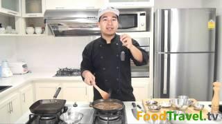 """มาโบโทฟุครัวไทย Mabo Tofu """"thai Way"""""""