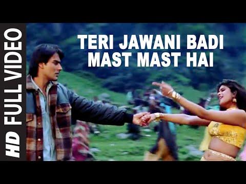 Teri Jawani Badi Mast Mast Hai [Full Song]   Pyar Kiya Toh Darna Kya   Arbaaz Khan, Anjala Zaveri