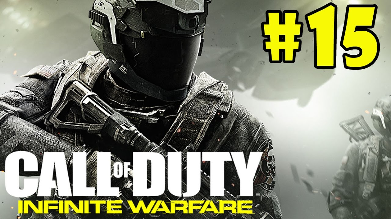 Call of Duty® Infinite Warfare   Mission: Operation Burn