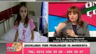 Çocuklarda Yeme Problemleri ve Anoreksiya - Önce Çocuğum 31 Ekim 2012