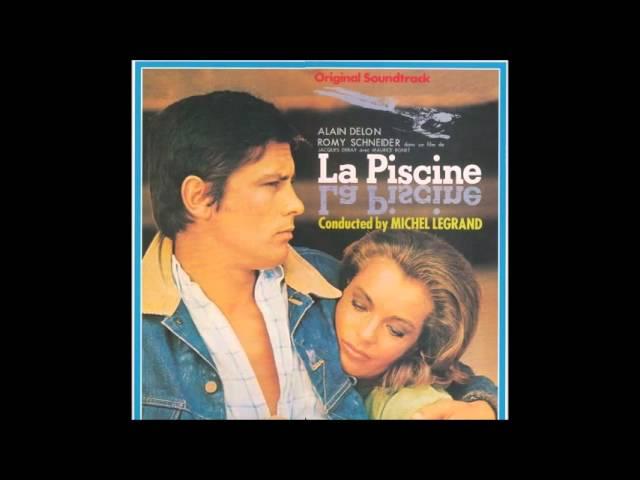 Michel Legrand - La Piscine (1968)
