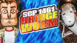 We Went Camping And Accidentally Found SCP-1461 Bridge Worm in Gmod! (Garry's Mod)