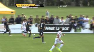 2013 ASB Charity Cup / Waitakere United vs Auckland City FC