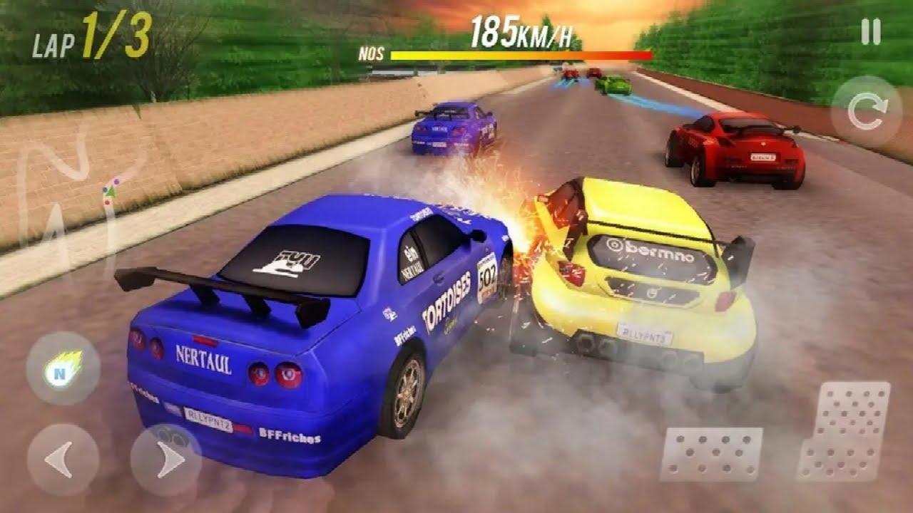 Real Racing 3d Speed Car Lap Racing Game Sports Car Racing Games