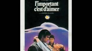 Georges Delerue  - L'important c'est d'aimer - Ballade dérisoire