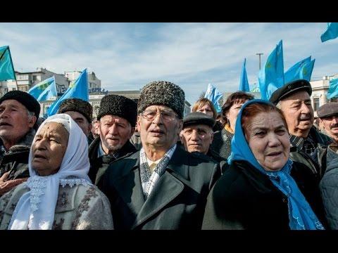 Répression contre les Tatars de Crimée.