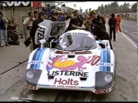 World Sportscar 1985 - Brands Hatch 1000kms