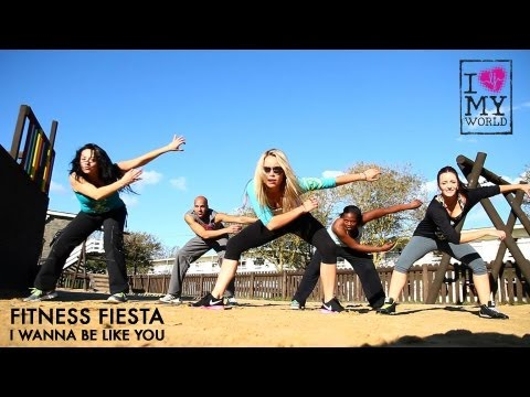 I Wanna Be Like You - Fitness Fiesta - Lindsay Jay