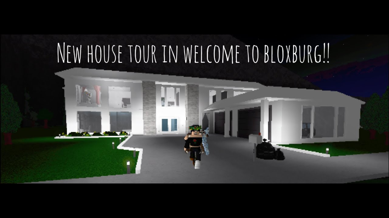 New Welcome To Bloxburg House Tour