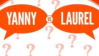 Do you hear Yanni or Laurel?