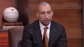 Shaka Smart visits Longhorn Network [April 3, 2015]