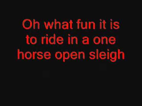 'Jingle Bells' (with Lyrics).avi