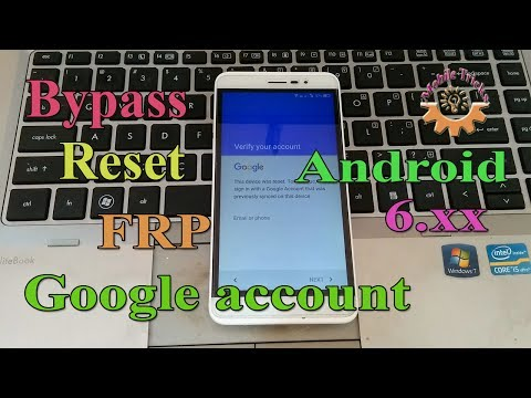 Bypass/Remove Google account Coolpad E570 and all Android