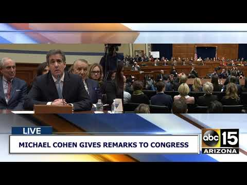 "Michael Cohen: ""I have spoken to the special counsel's office SEVEN times!"""