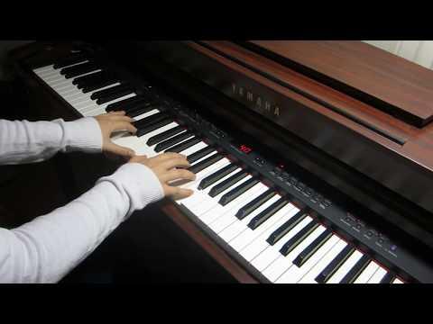 John Murphy - In A House, In A Heartbeat (piano Cover)
