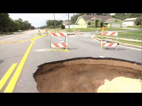 Hernando County Sinkholes