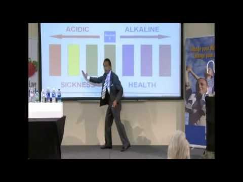 Kangen Water FULL Demonstration - Watch this DEMO