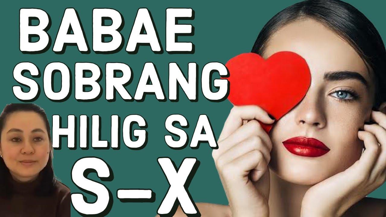 Babae Sobrang Hilig sa S-x - by Doc Liza Ramoso-Ong #396
