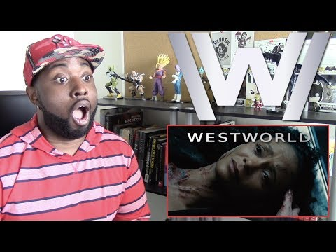 Westworld REACTION - 2x7
