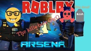 WOW a 5 kill streak OwO (Angredsiren960's roblox adventures ep 5)