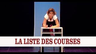 Virginie Hocq - La liste des courses