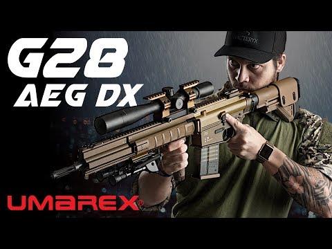 The Ultimate DMR - Umarex G28 AEG - RedWolf Airsoft RWTV