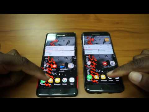 Note 7 Experience on The S7 Edge: Grace UX & Nougat!!