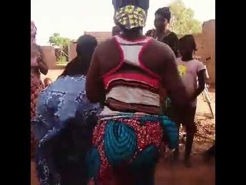 Burkina faso dance