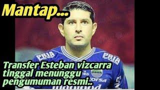Download Video Mantap..Esteban vizcarra di kabarkan segera berseragam persib bandung MP3 3GP MP4