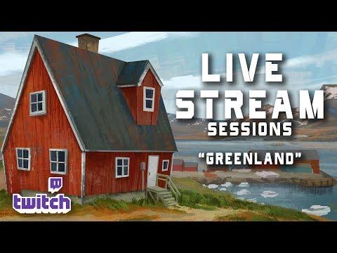 Live Stream 19- Greenland