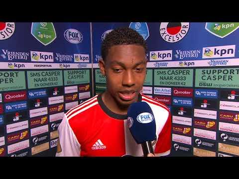 "Matchwinner Boëtius over Larsson: ""Laat maar komen"""