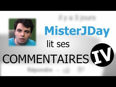 MisterJDay lit ses commentaires 4