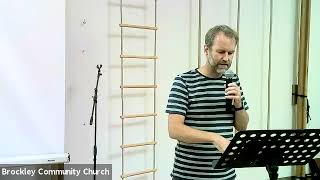 """Chosen"" (1 Peter 2:4-10) Philip Ratcliff"