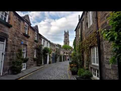 Edinburgh - Time lapse Part 1