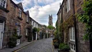 Edinburgh - Time lapse Part 1