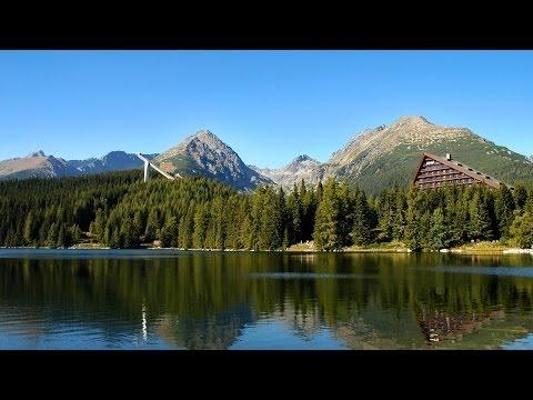 SLOVENSKO - Vysoké Tatry (Slovakia-High Tatras)